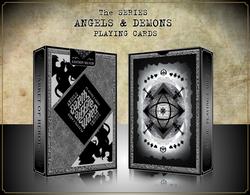Ангелы и Демоны -игральные карты