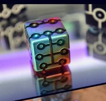 Cyber T-Dice Multicolor