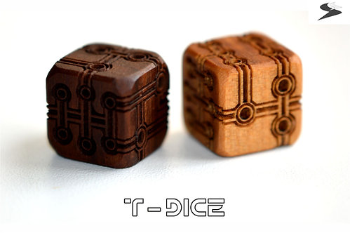 T-Dice Tron (pair)
