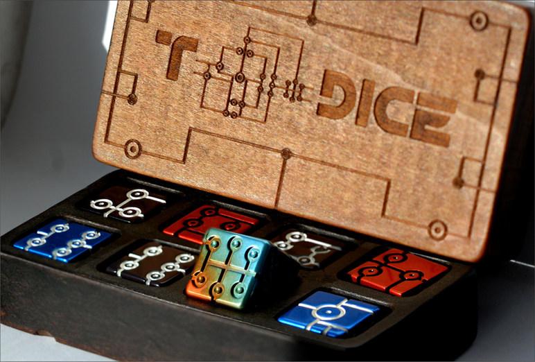 T-Dice (Tron)