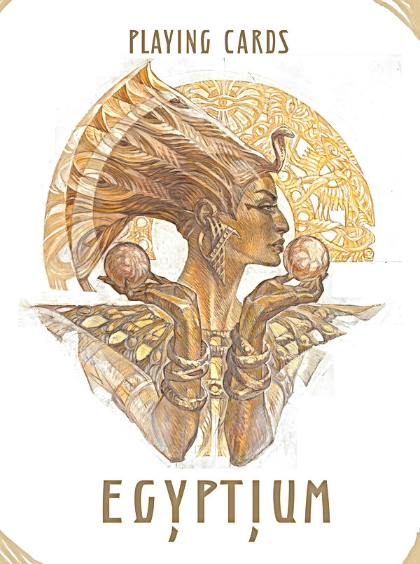 TIAA /  Egyptium playing cards