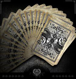 Боги Египта игральные карты