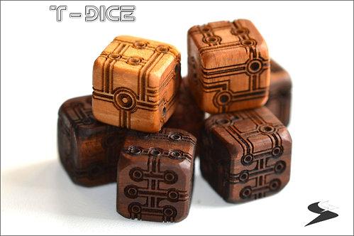 T-Dice (Six Set)