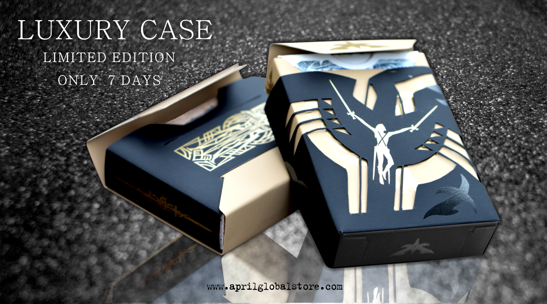 Luxery Case Heroes of vthe Nations