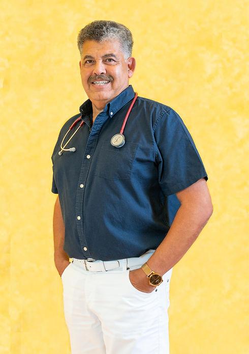 Mediziner Sherif Darwish