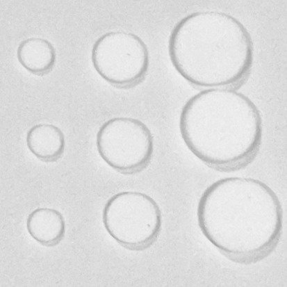 Frits for 1.5 mL SPE Columns, 20 µm Average Pore Size, 100 Quantity