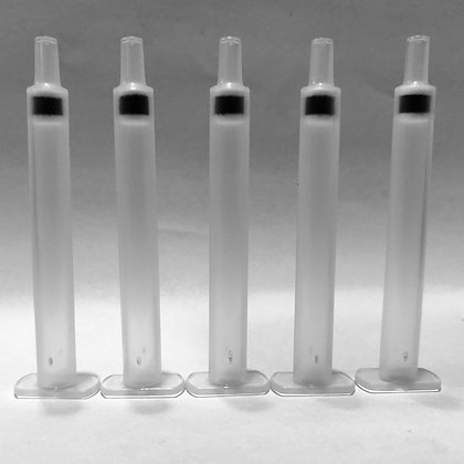 All Carbon 100 mg Bed Weight 1 mL SPE Columns, Graphite Microbeads, 100 Quantity
