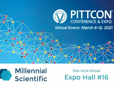 Millennial Scientific at Virtual PittCon 2021 Hall #16
