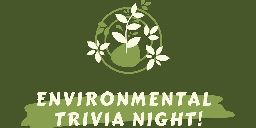 Environmental Trivia Night