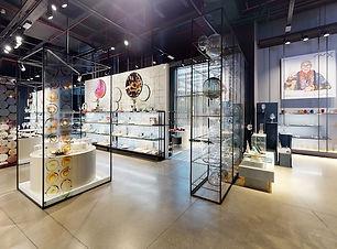 Sisecam-Glassware-Istanbul-Showroom-Phot