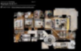 Buyukyali Fendi Matterport Floorplan Sanal Gezinti