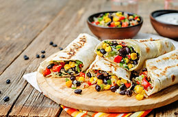 Toasted Party Wrap