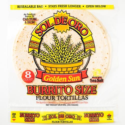 Burrito Flour Tortillas