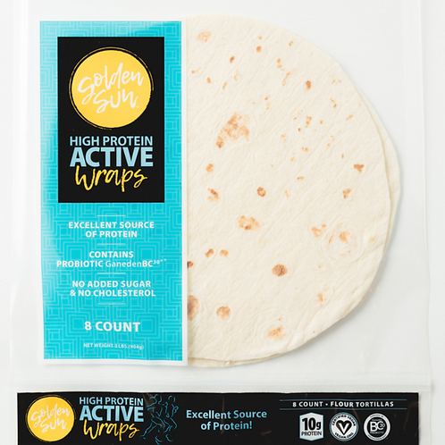 High Protein Active Wrap