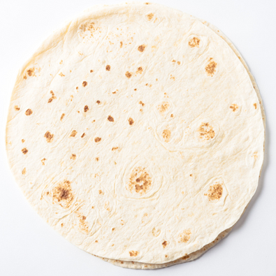 Ever had a tortilla with butter? It's as simple as it gets...kids love it!