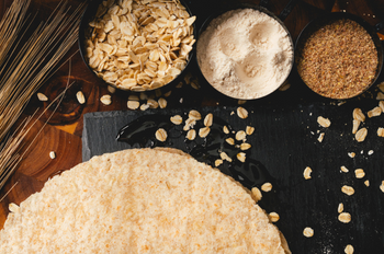Try our whole wheat line of tortillas and wraps...they're soft and delicious!