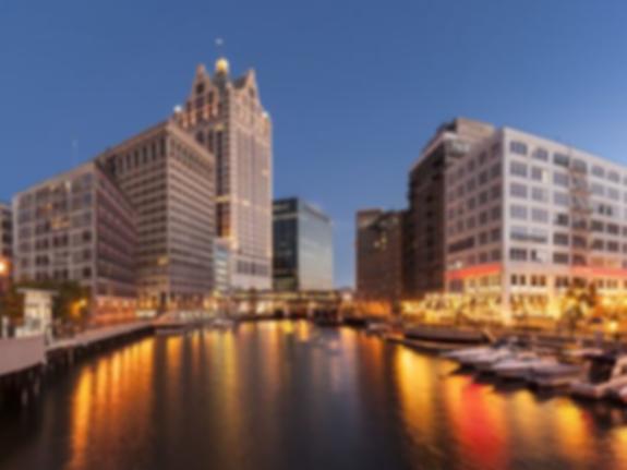 Milwaukee River - near Arcataur's headquarters