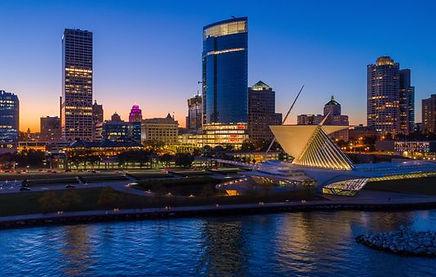 Calatrava Art Museum Downtown Milwaukee