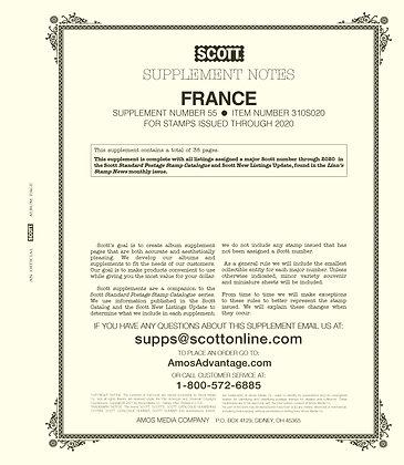 2020 Scott France Supplement #55