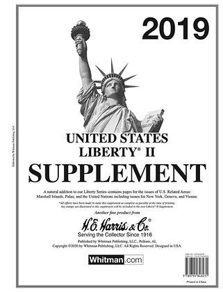 LA-19A:  2019 Liberty Part 2 Supplement