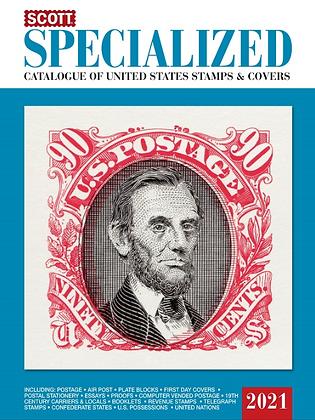 2021 Scott U.S. Specialized Catalogue