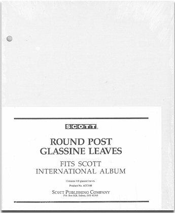 ACC-108International Glassine Interleaving