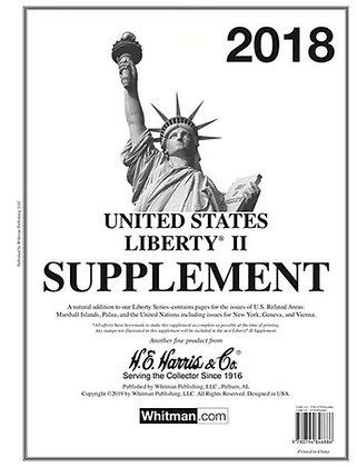 LA-18A:  2018 Liberty Part 2 Supplement