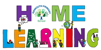 home learning with sidmouth logo.png