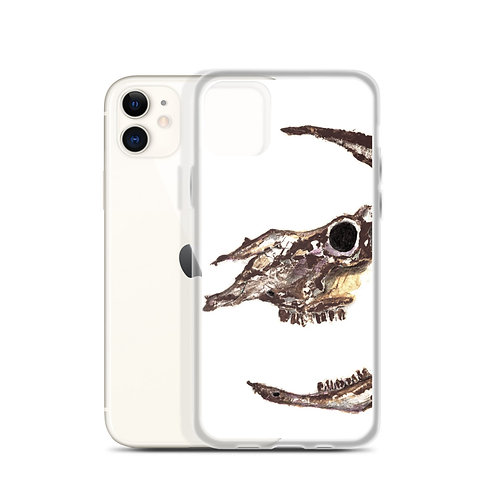 iPhone Case - Domesticated Cow (IA90V1)