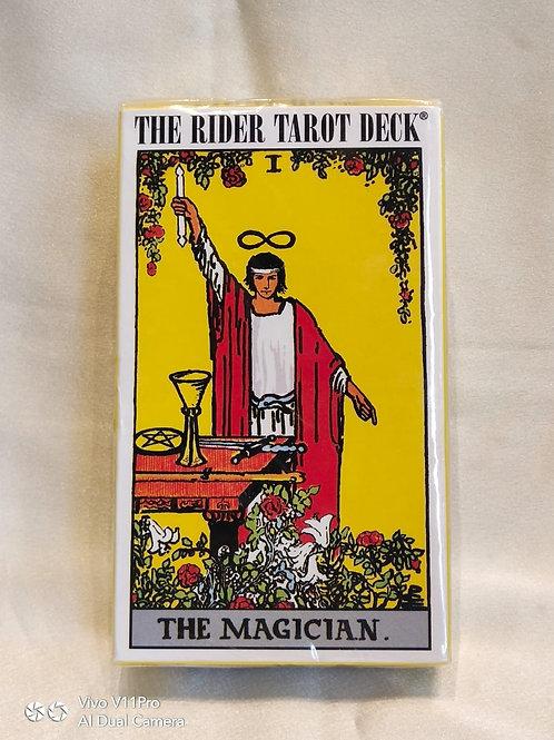 The Rider Tarot Deck - The Magician