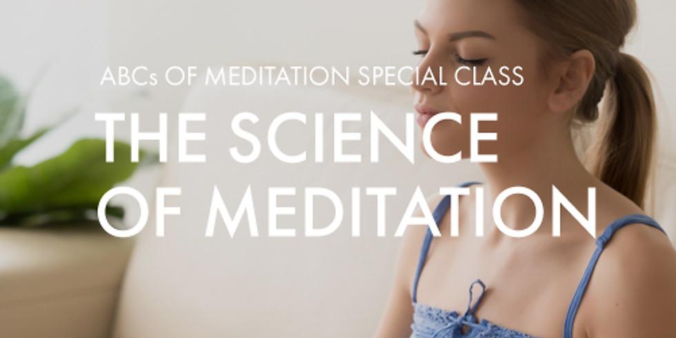 Free Meditation: Science of Meditation