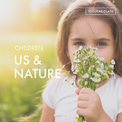 Children: Us & Nature