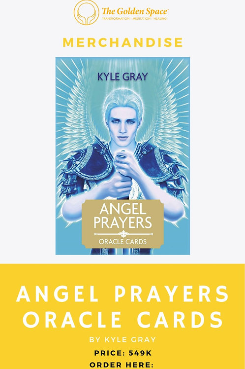 Oracle Cards - Angel Prayers