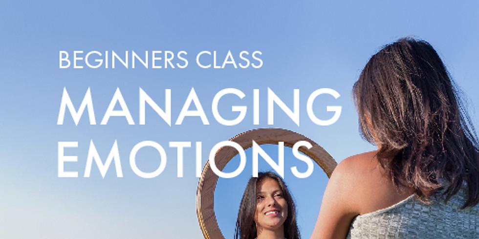 Beginners: Managing Emotions