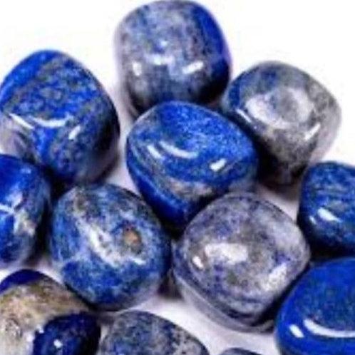 Lapis Lazuli Crystal  Block Stone
