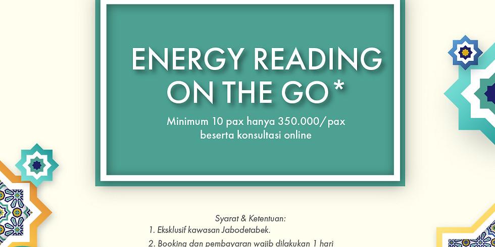 Energy Reading On The Go