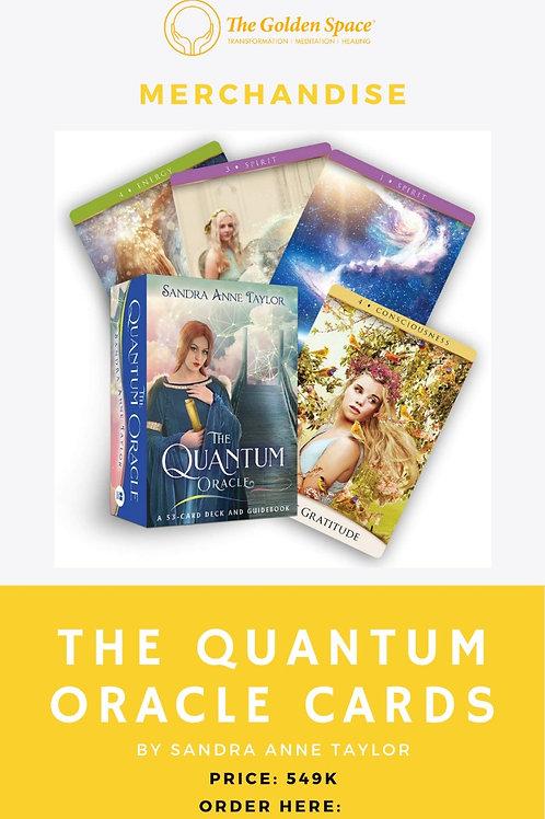 Oracle Cards - The Quantum