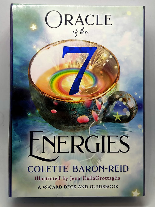 Oracle Card - The 7 Energies