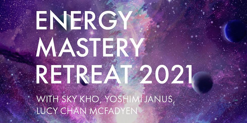 Energy Mastery Retreat