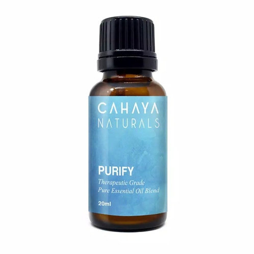 CAHAYA NATURALS - Purify Essential Oil