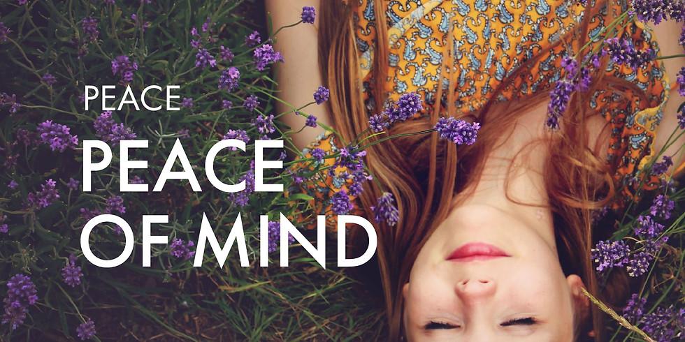 Peace: Peace of Mind