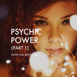 Mentoring Program - Psychic Power 1 - Ni