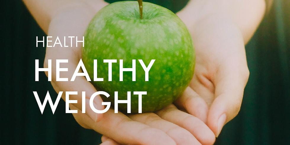 Health: Healthy Weight