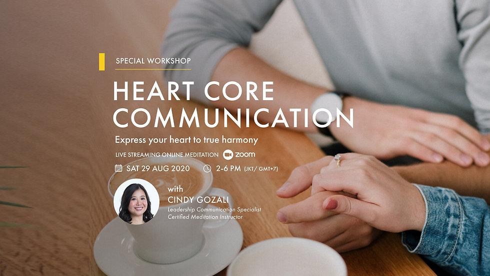 290820 - Heart Core Communication - Cind