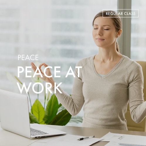 Peace: Peace at Work