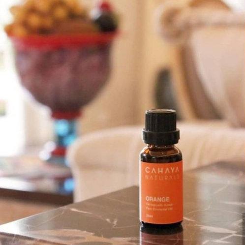 CAHAYA NATURALS - Orange Essential Oil