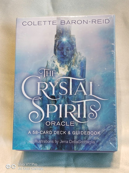 Oracle Cards - The Crystal Spirits