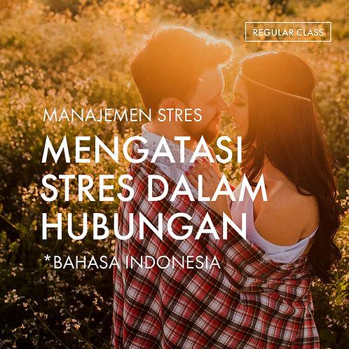 Manajemen Stres: Mengatasi Stres Dalam Hubungan