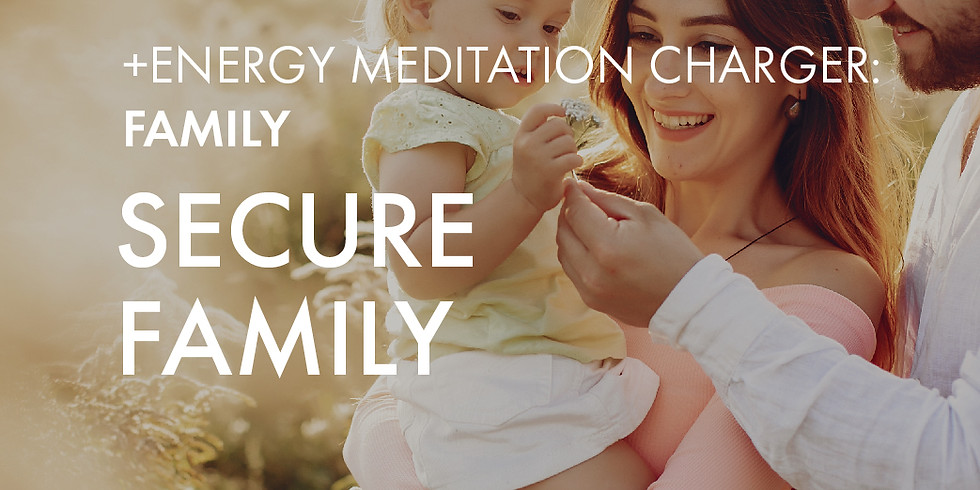 NEW! +Energy Charger @Family: Secure Family