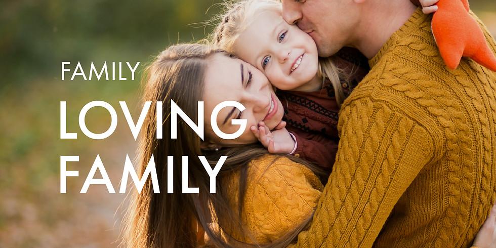 Family: Loving Family